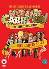 Carry On DVD Box Set Discs Films The Complete Ultimate Collection [DVD] [1958]