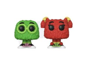 McDonald's Fry Kids Funko Pop Ad Icons Exclusive 2 Pack Green/Red *SOLD OUT*