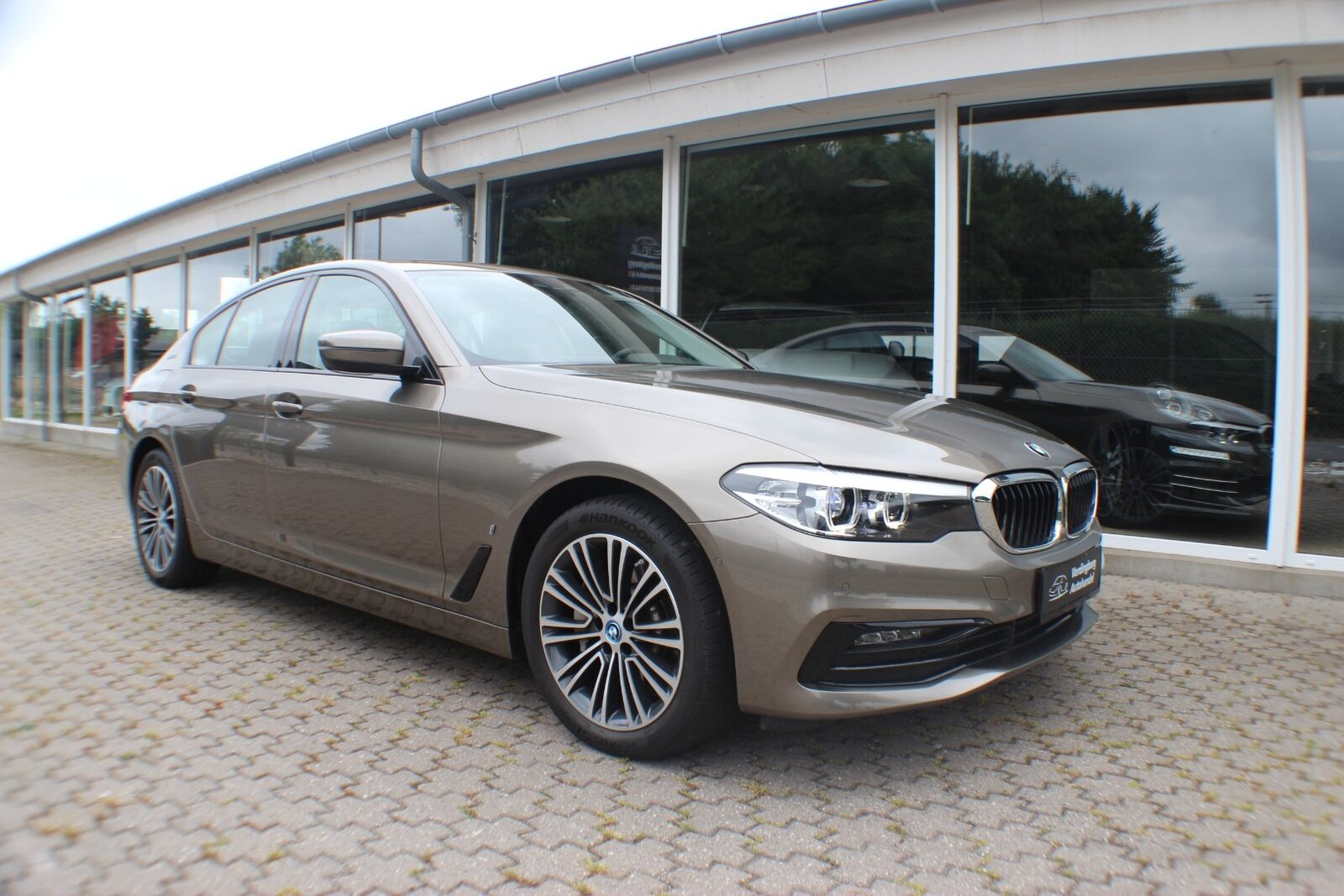 BMW 530e 2,0 iPerformance Sport Line aut. 4d - 419.900 kr.