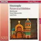 Modest Mussorgsky - Moussorgsky: Pictures at an Exhibition (1995)