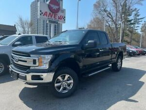 2018 Ford F 150 Ext Cab 5.0 4x4 We Finance Apply Today!