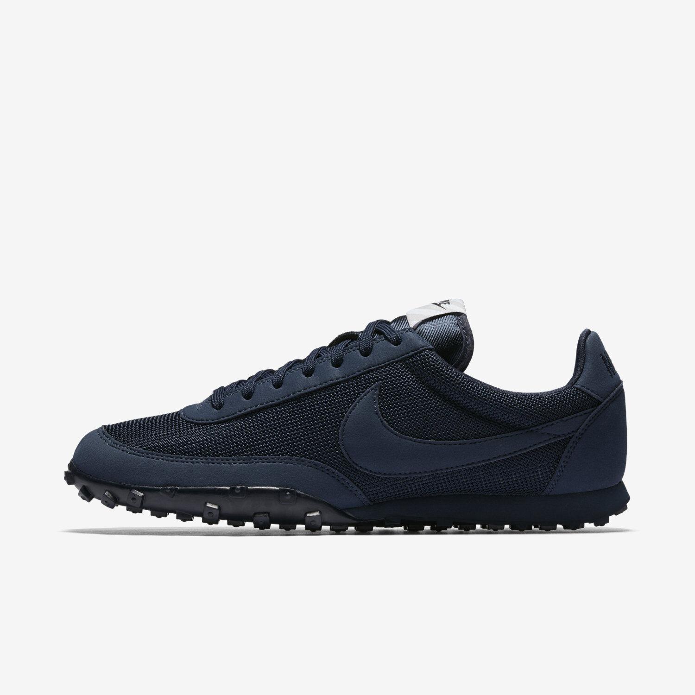 Nike Waffle Racer '17 Premium Mens Running shoes RARE - Obsidian Navy 876257-400
