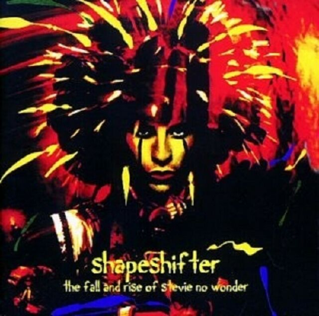 STEVIE SALAS 'SHAPESHIFTER' CD NEW!!!!!!