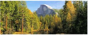 Panoramic-Postcard-HALF-DOME-IN-AUTUMN-YOSEMITE-NATIONAL-PARK