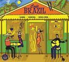 Cafe Brazil Samba Carnival Bossa Nova Various Artists Audio CD