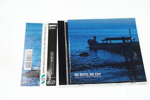NO BOYS, NO CRY SOUNDTRACK PRODUCED BY YOSHINORI SUNAHARA CD JAPAN OBI A10798