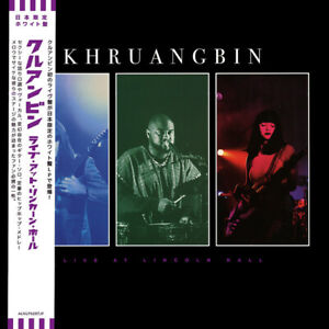 Khruangbin-LIVE-AT-LINCOLN-HALL-JAPAN-EDITION-Limited-Edition-NEW-VINYL-LP