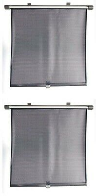 2-Pack Safety 1st Complete Coverage Deluxe Rollershade