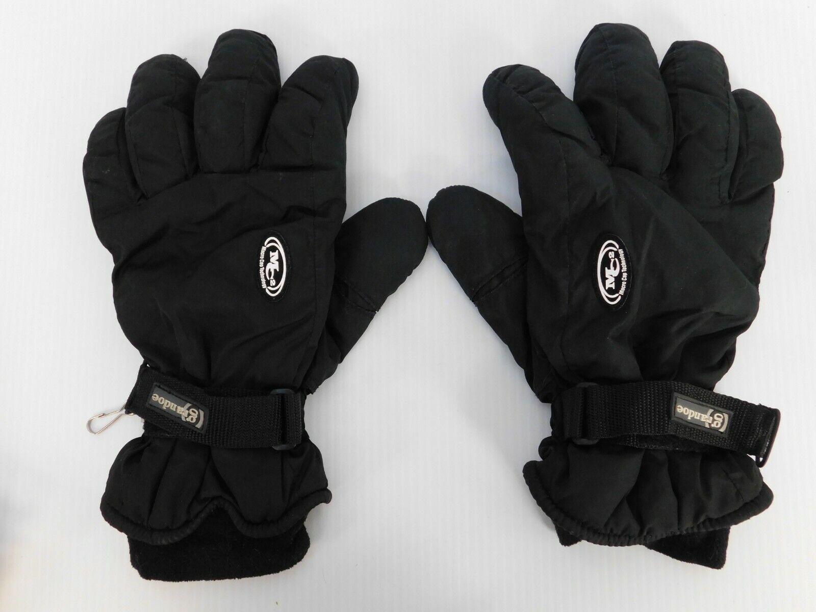 Grandoe Men's Gloves MC2 Macro Cap Technology Size L Primaloft