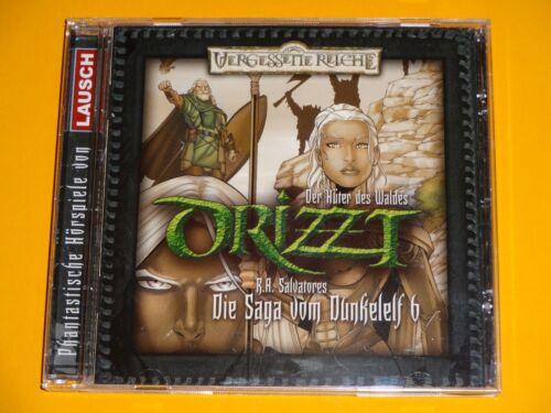 1 von 1 - *CD* Drizzt - Die Saga vom Dunkelelf 6 - Der Hüter des Waldes * Lausch *