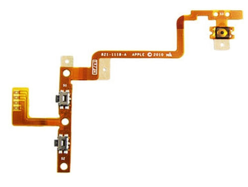Brand New Power Volume Button Flex Cable for Apple iPod Touch 4th Generation