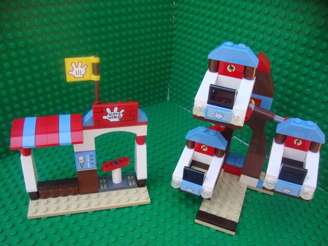 Lego Spongebob Squarepants Glove World frm 3816 with Instructions NO MINIFIGURES