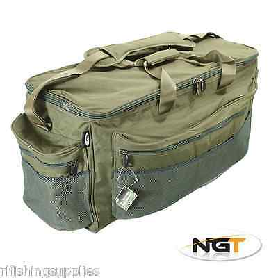 Giant Green Carp Fishing Carryall Tackle Bag Brand New XXL Holdall From NGT