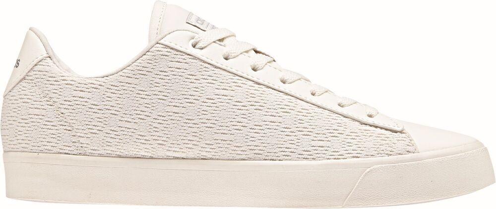 Adidas Core Femmes Chaussure de Loisir Cloudfoam Daily Qt Pur W Baskets Blanches