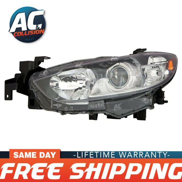 TYC 20-9428-00-1 For MAZDA 6 Left Replacement Head Lamp