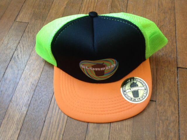 Ariat Kids Hat Youth Baseball Cap Mesh Back Logo Lime Green Grey 1514323