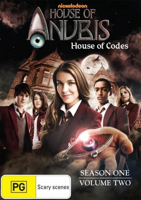 House Of Anubis - House Of Codes : Season 1 : Vol 2 (DVD, 2012, 2-Disc Set)