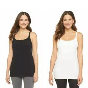Women's Maternity Nursing Cami Gilligan & O'Malley Cotton Tank Cami-93% Cotton