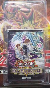 Cartes-Yu-Gi-Oh-Deck-de-Structure-Seto-Kaiba-en-VF-dragon-blanc-aux-yeux-bleus