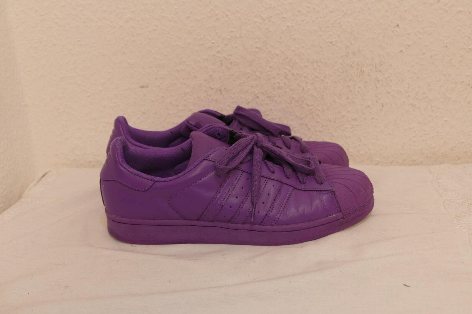 890---Adidas Pharell Williams edition 45 UK 11  Gr 45 edition  Wie neu  Sportschuhe d081e4
