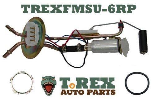 Rear tank ONLY 1985-1986 Ford F-150-F350 Pickup Sending unit w//F.I. w// pump