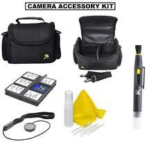 Compact Camera Case + Accessories For Nikon D5600 D5500 D5300 D3400 D3300 D3200
