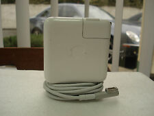 GENUINE ORIGINAL OEM APPLE MACBOOK AIR 45W AC POWER ADAPTER CHARGER A1244 A1374