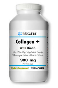 Collagen-Optimizer-Biotin-for-Beauty-Hair-Skin-amp-Nails-200-Capsules-SALE