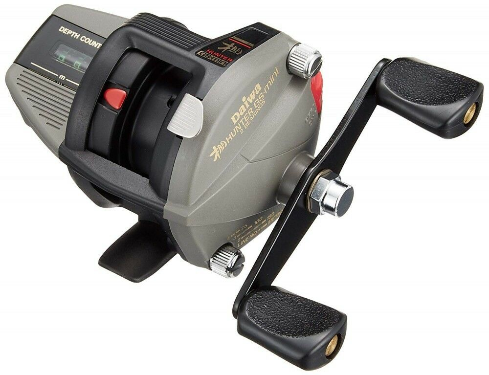 Daiwa Reel Tana HUNTER GS MINI For Fishing From Stylish Anglers Japan