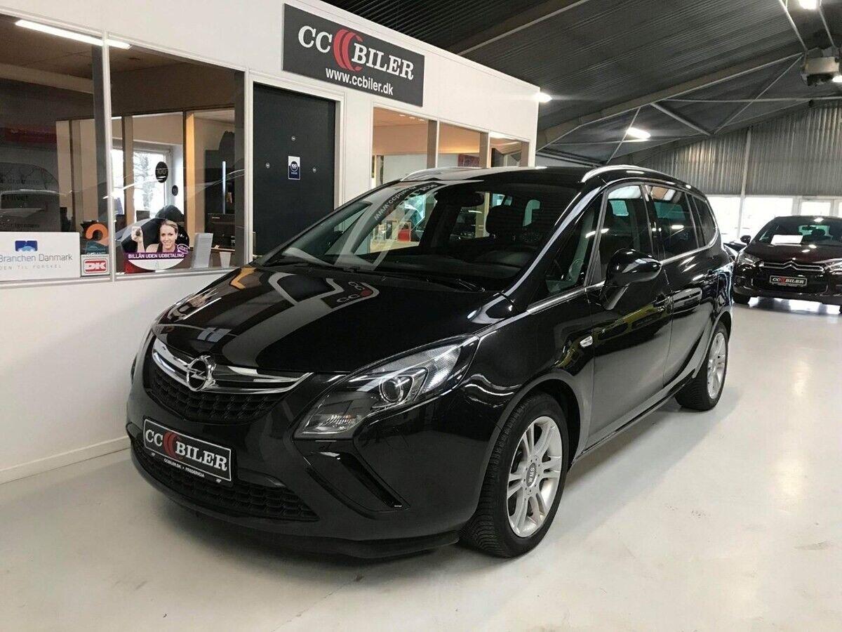 Opel Zafira Tourer 1,6 CDTi 136 Enjoy 5d - 149.900 kr.