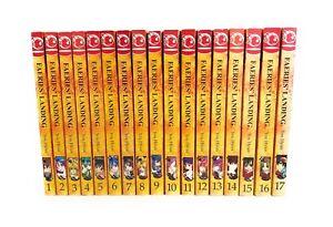 Faeries-039-Landing-vol-1-17-Manhwa-Manga-Graphic-Novel-Book-Lot-in-English
