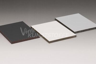 Logisch Uniplan Hpl-platten Fassadenplatten Schichtstoffplatten 6mm Fassade Aktion €/qm 36,40 äSthetisches Aussehen