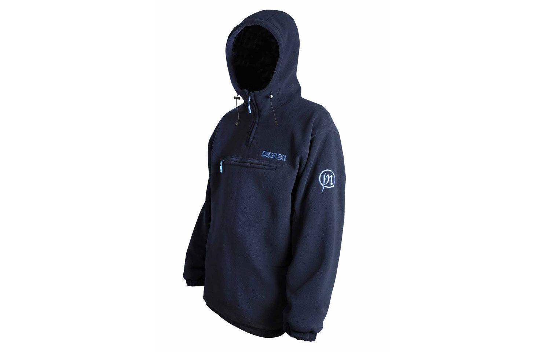 Preston Innovations Pullover Fleece All Größes Dark Blau Fishing Clothing