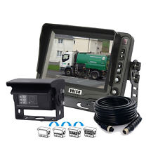 """New 5"""" Digital Car Rear View Backup Camera System With Automatic Shutter Camera"""