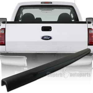 2008 16 Ford F250 350 450 Superduty Black Tailgate Cap