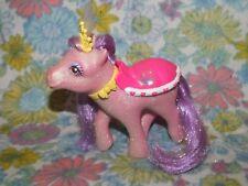 Mein kleines G1 My little Pony Prinzessin Gloria / Princess Sparkle UK MLP 1992