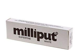 MILLIPUT SUPERFINE 2 PART EPOXY PUTTY SELF HARDENING WHITE WARHAMMER 113G / 4OZ