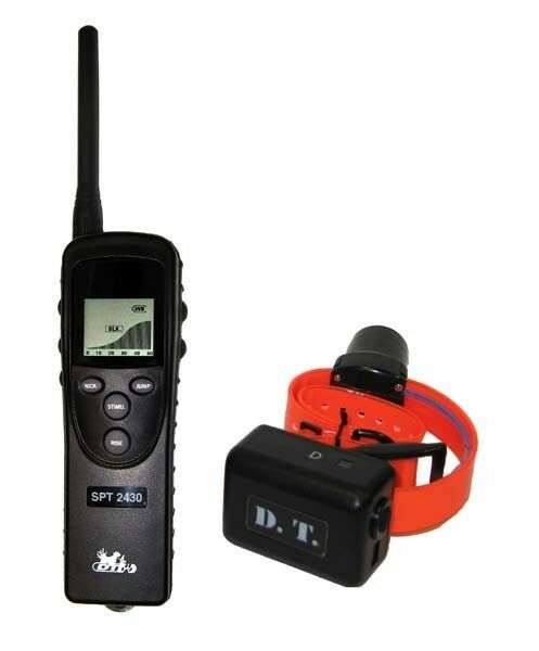 D.T. Systems SPT-2430 Super Pro e-Lite 3.2 Mile Remote Trainer with Beeper