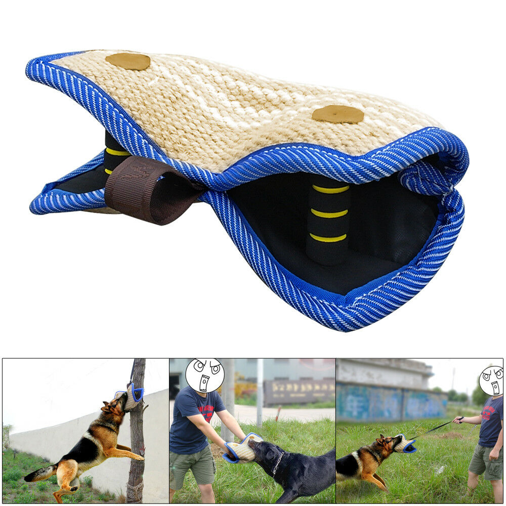 Dog Bite Sleeve Predection Arm For Training Young Police Dogs K9 Schutzhund