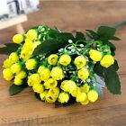 DIY Bridal Wedding Party Bouquet Posy Silk Flowers Hydrangea Floral Home Decor