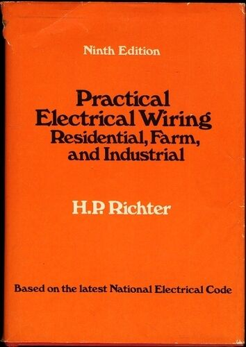 Prime Practical Electrical Wiring Residential Farm And Industrial By Wiring Cloud Philuggs Outletorg