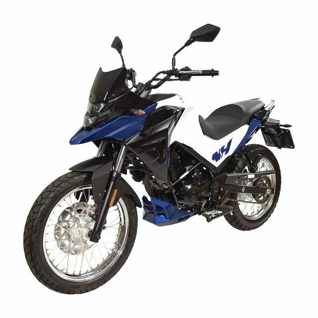 New Sym NHT 125