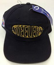 NFL Pittsburgh Steelers Kids Structured Snap-Back Cap Hat NEW!