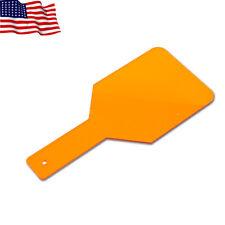 Dental Protective Curing Shield Hand Held Visible Light Filter Board Easyinsmile