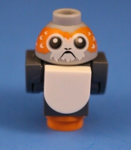 LEGO® STAR WARS™ 75200 PORG™ Minifigure Ahch-To Island The Last Jedi 100/% LEGO