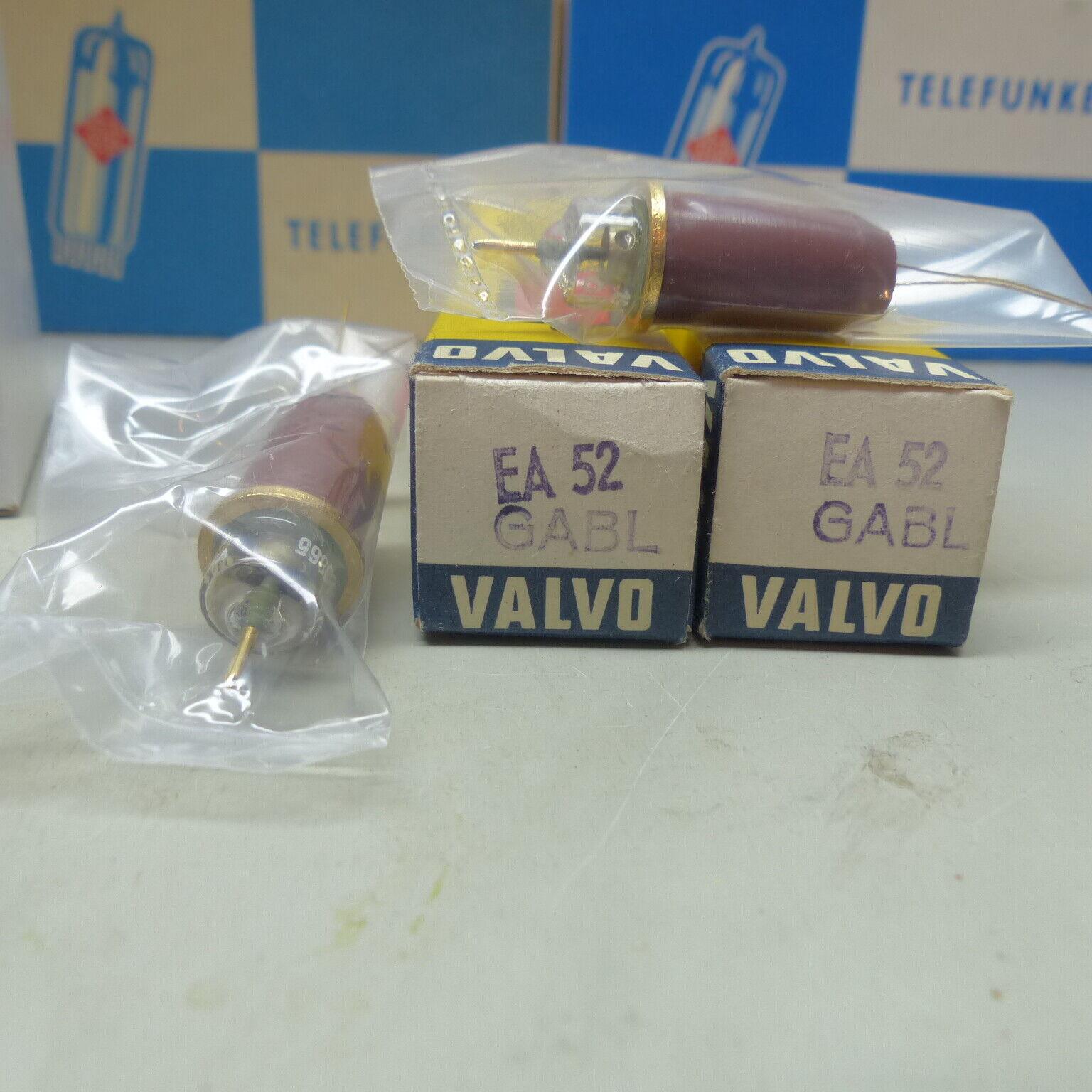 EA52 = 6923 Philips HF-Diode für Tastköpfe bis 1 GHz tube Valvola NOS NEW NEU