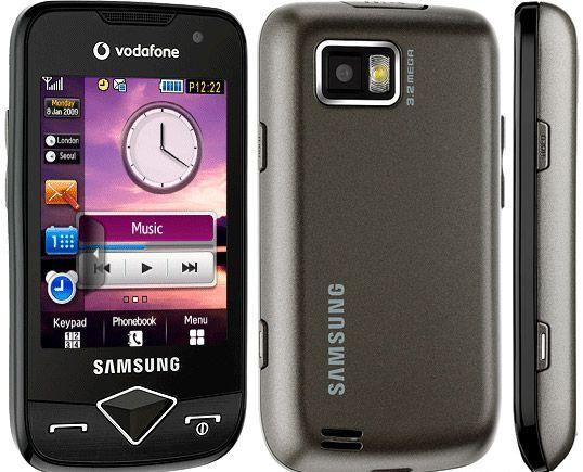 Samsung GT-S5600V Black - Ohne SIM-Lock - S5600 V - NEU / OVP