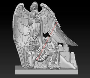 3D-Model-for-CNC-Router-STL-File-Artcam-Aspire-Vcarve-Wood-Carving-IS798