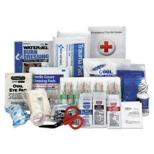 First Aid Only 90583 89-Pc. ANSI Compliant Class A First Aid Kit Refill New