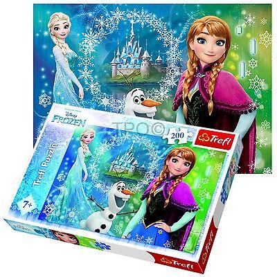 Disney Frozen Car Disney 200 Piece
